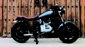 Порошковая покраска мотоцикла