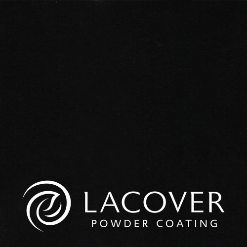 Порошковая краска RAL 9005 PE/MAT