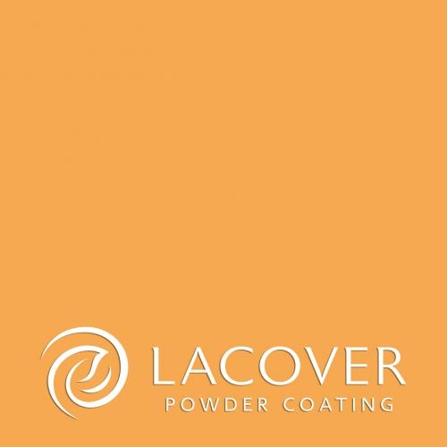 Powder paint RAL 1017 PE/GL