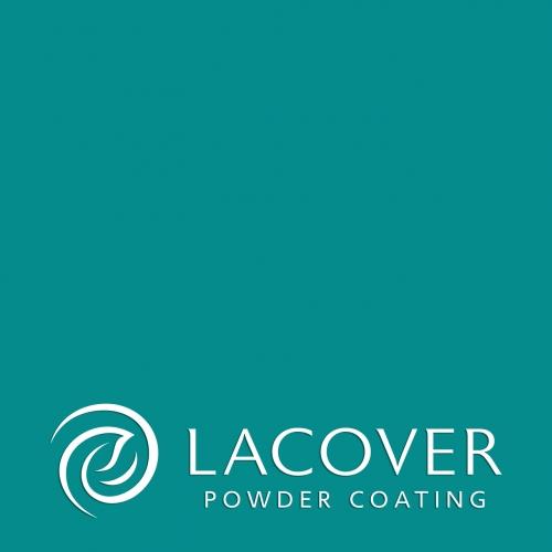 Powder paint RAL 5018 PE/MAT
