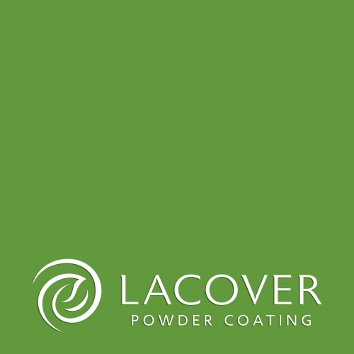Порошковая краска RAL 6018 PE/GL