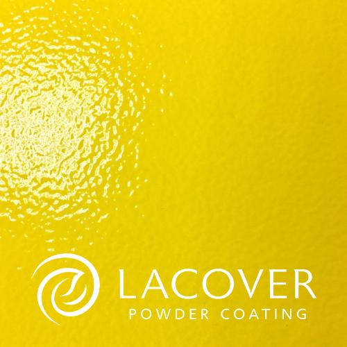 Порошковая краска Lacover RAL 1018 PE/WR/SM