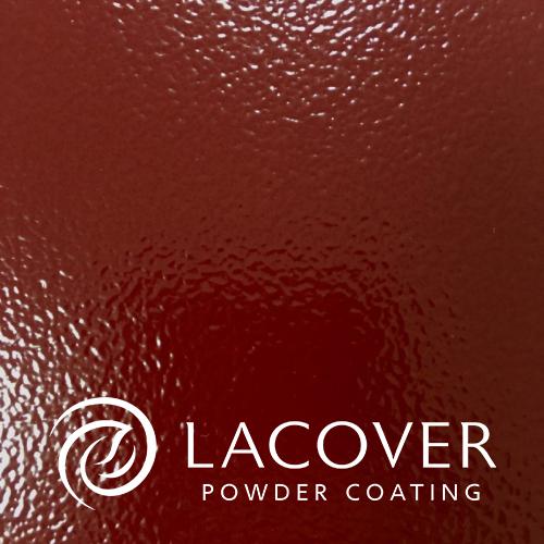Порошковая краска Lacover RAL 3005 PE/WR/SM