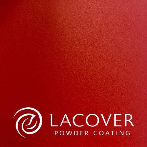 Порошковая краска Lacover RAL 3020 PE/TEX