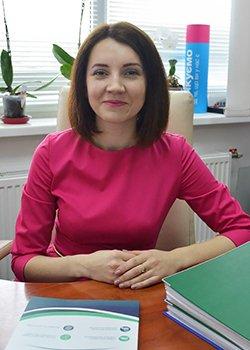 Марина Надежкина
