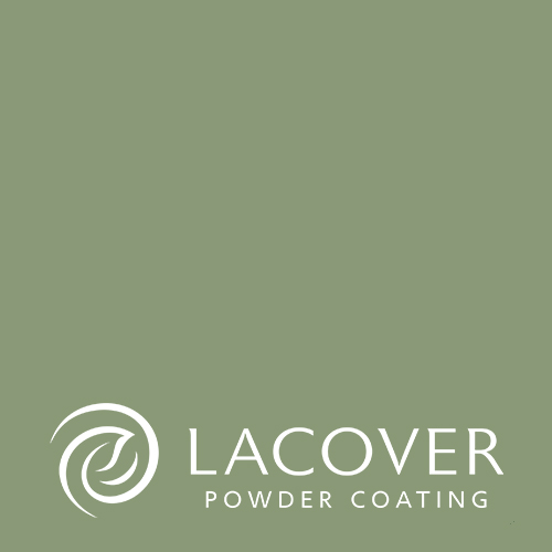 Порошковая краска RAL 6021 PE/GL