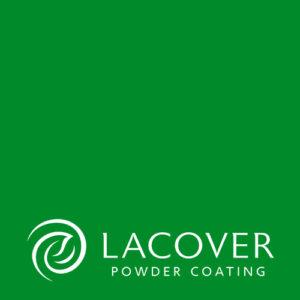 Порошковая краска RAL 6037 PE/GL
