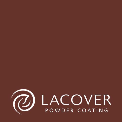 Порошковая краска Lacover RAL 8012 PE/MAT