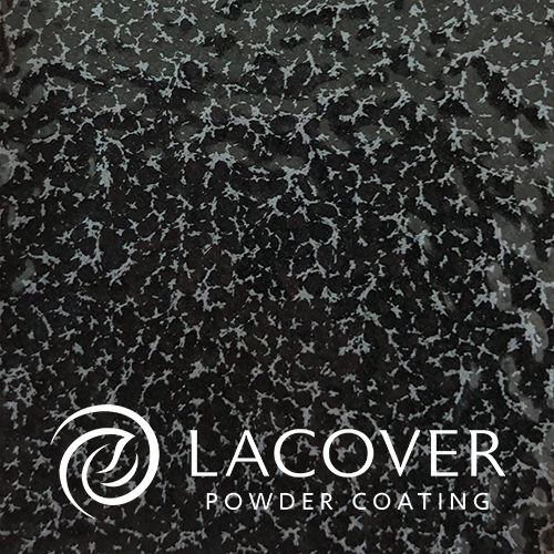 Порошковая краска Lacover ANTIK RAL Silver-126 РЕ/SGL
