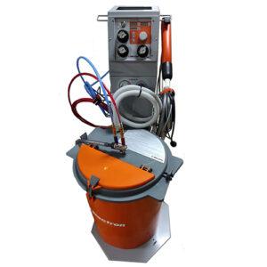 Electron E-COAT Pro V2 Hopper Ручна установка з баком
